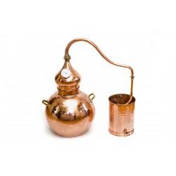 Portuguese Copper distiller Alambic classic